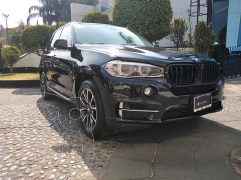 BMW X5 xDrive 40e Excellence (Hibrido) usado (2017) color Negro Zafiro precio $590,000
