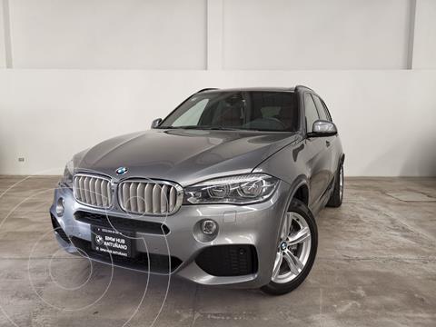 BMW X5 xDrive50iA Security (Nivel VR4) usado (2018) color Gris precio $1,400,000