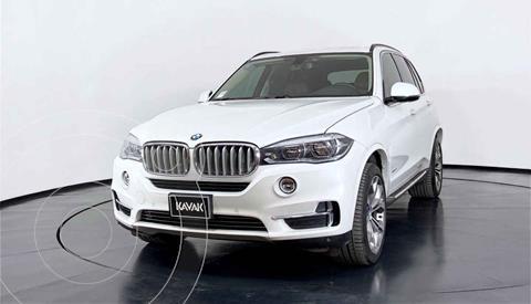 BMW X5 xDrive50iA Excellence usado (2016) color Blanco precio $694,999
