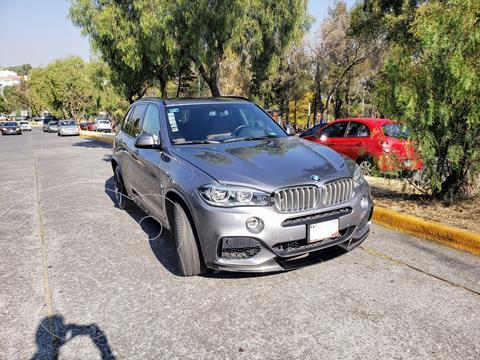 BMW X5 xDrive50iA M Sport usado (2017) color Gris Sophisto precio $715,000