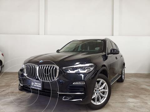 BMW X5 xDrive40iA Executive usado (2020) color Negro precio $1,200,000