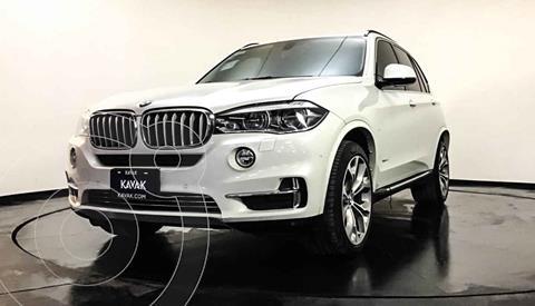 BMW X5 xDrive35iA Excellence usado (2018) color Blanco precio $767,999