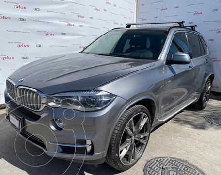 BMW X5 4.4ia usado (2015) color Gris precio $499,900