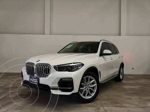 BMW X5 xDrive40iA Executive usado (2020) color Blanco precio $1,200,000