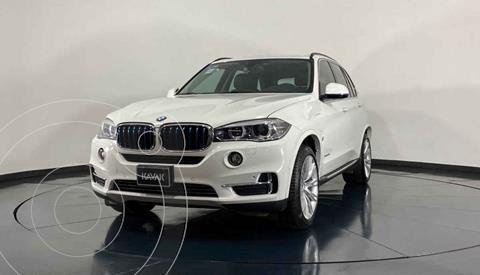 BMW X5 xDrive 40e Excellence (Hibrido) usado (2018) color Blanco precio $809,999