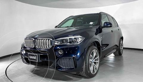 BMW X5 xDrive50iA M Sport usado (2018) color Azul precio $839,999