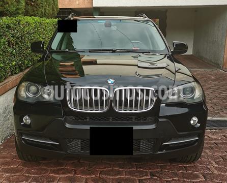 BMW X5 3.0Si usado (2008) color Negro precio $215,000