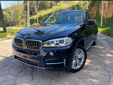 BMW X5 xDrive35iA Excellence usado (2016) color Azul precio $565,000