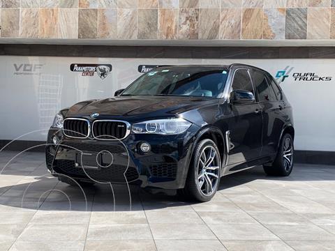 BMW X5 4.4ia Top Line usado (2018) color Negro precio $1,185,000