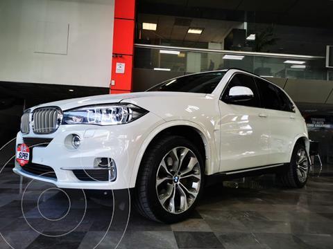 BMW X5 xDrive 35ia usado (2017) color Blanco precio $657,000