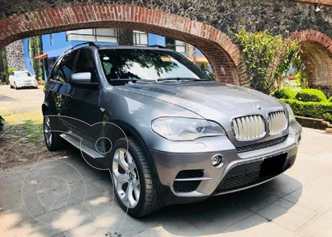 BMW X5 4.4ia usado (2011) color Plata precio $230,000