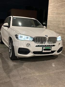 BMW X5 xDrive 50ia M Sport usado (2014) color Blanco precio $480,000