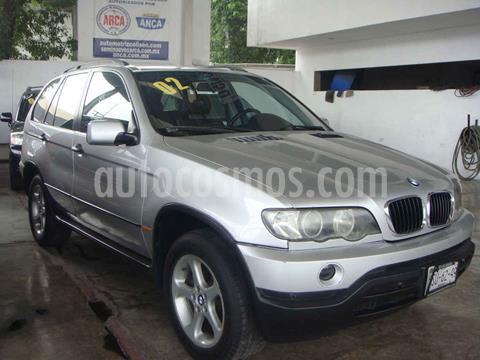 BMW X5 3.0i Lujo usado (2002) color Negro precio $120,000