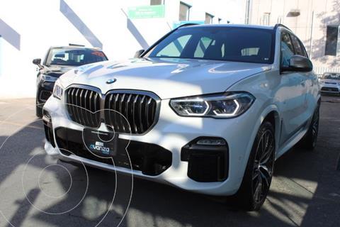 BMW X5 xDrive 50ia M Sport usado (2020) color Blanco precio $1,499,000