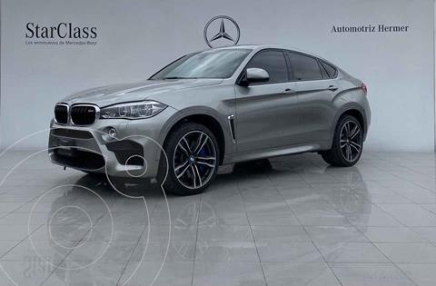 BMW X6 M Black Fire usado (2019) color Gris precio $1,419,900
