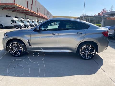 BMW X6 M  usado (2017) color Gris precio $54.000.000