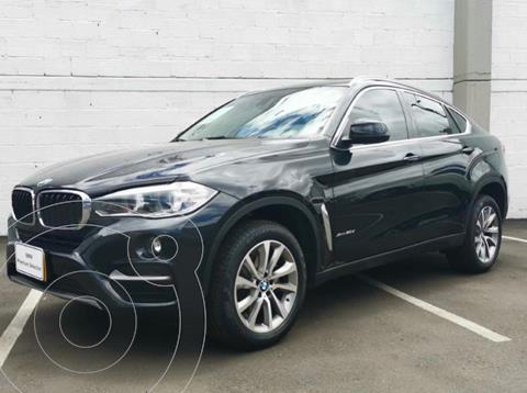 BMW X6 xDrive 30d Premium  usado (2018) color Negro precio $189.900.000