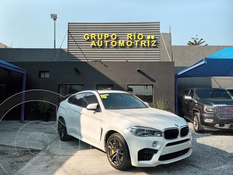 BMW X6 xDrive 35iA M Sport usado (2016) color Blanco precio $890,000