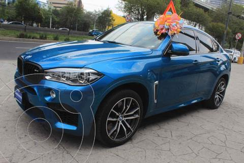BMW X6 Version usado (2016) color Azul precio $985,000