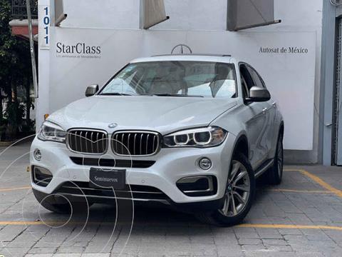 BMW X6 xDrive 35iA Extravagance usado (2018) color Blanco precio $740,000