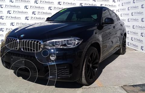 BMW X6 xDrive 35iA M Sport usado (2017) color Azul Petroleo precio $845,000