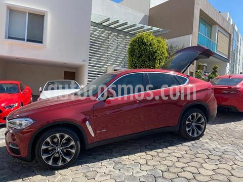 BMW X6 xDrive 35iA Extravagance usado (2019) color Marron precio $930,000