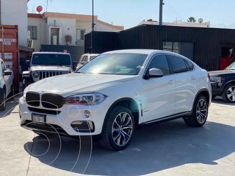 BMW X6 xDrive 35iA Extravagance usado (2016) color Blanco precio $609,800