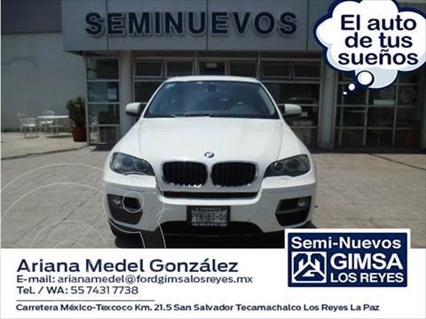 BMW X6 5P XDRIVE 35I 3.0 AUT. usado (2014) color Blanco precio $415,000