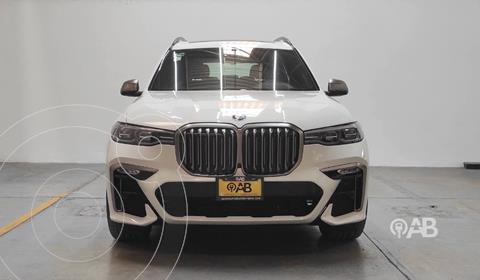 BMW X7 xDrive50i usado (2020) color Blanco precio $1,700,000