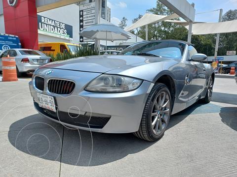 BMW Z4 M Convertible 3.2L usado (2008) color Gris precio $225,000