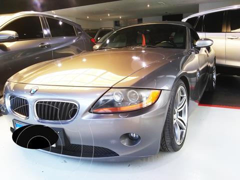BMW Z4 2.5i Roadster Executive usado (2006) color Gris Oscuro precio u$s36.500