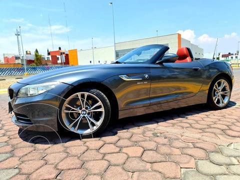 BMW Z4 sDrive 18iA usado (2014) color Negro precio $270,000