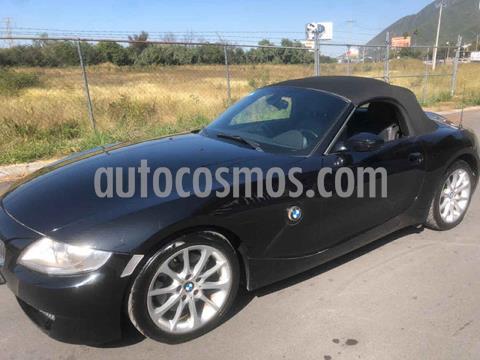 BMW Z4 2.5si Roadster usado (2007) color Negro precio $219,000