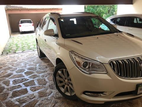Buick Enclave Paq D usado (2014) color Blanco precio $300,000