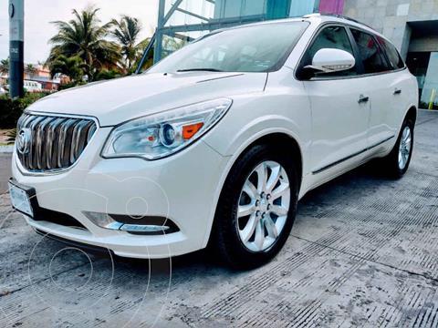 Buick Enclave 3.6L  usado (2014) color Blanco precio $305,000