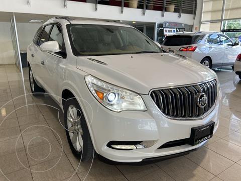 Buick Enclave 3.6L  usado (2016) color Blanco precio $399,000