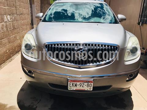 Buick Enclave 3.6L  usado (2008) color Gris Metalico precio $160,000