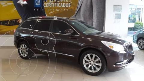 Buick Enclave 3.6L  usado (2017) color Cafe precio $421,000