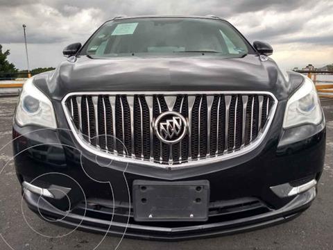 Buick Enclave Paq D usado (2017) color Negro financiado en mensualidades(enganche $88,980)