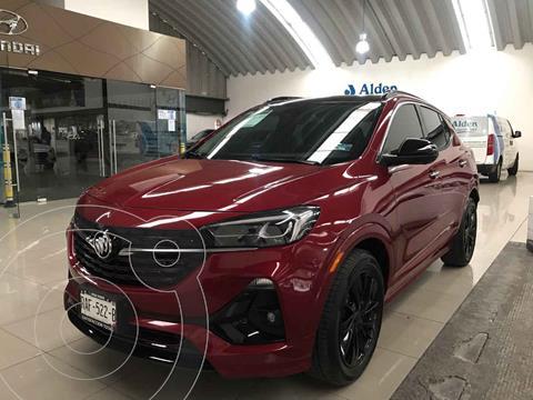Buick Encore Sport Touring usado (2020) color Rojo precio $479,000