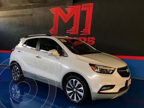 Buick Encore CXL Premium usado (2019) color Blanco financiado en mensualidades(enganche $202,000 mensualidades desde $9,200)