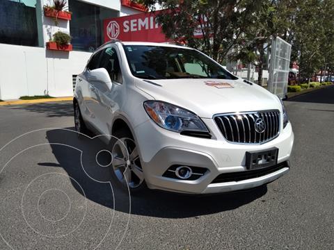 Buick Encore CXL Premium usado (2014) color Blanco Perla precio $250,000
