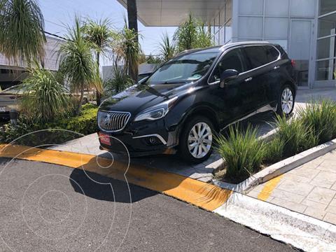 Buick Envision CXL usado (2017) color Negro precio $420,000