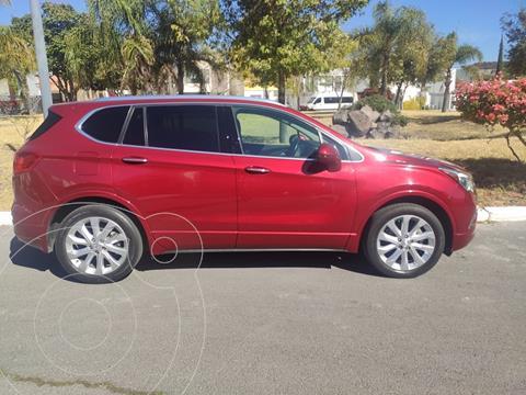 Buick Envision CXL usado (2017) color Rojo Metalizado precio $300,000