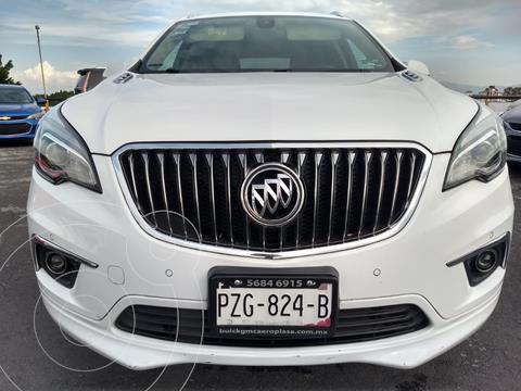 Buick Envision CXL usado (2016) color Blanco financiado en mensualidades(enganche $92,475)