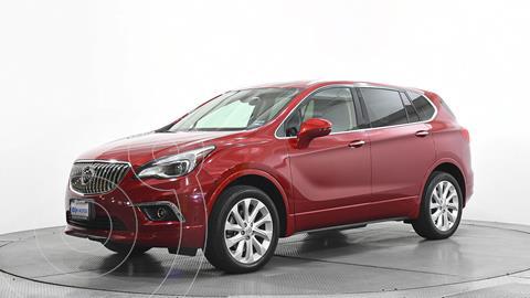 Buick Envision CXL usado (2016) color Rojo precio $305,000