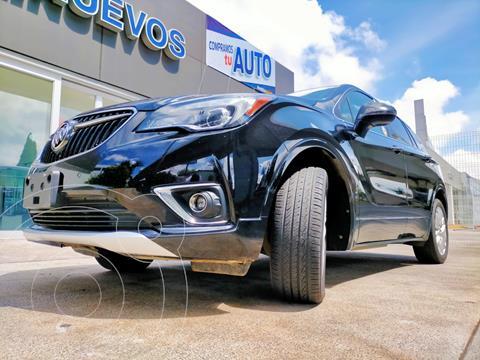 Buick Envision CXL usado (2019) color Negro financiado en mensualidades(enganche $495,000)