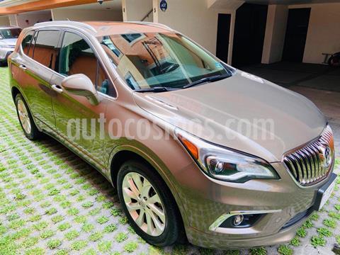 Buick Envision CXL usado (2017) color Bronce precio $350,000