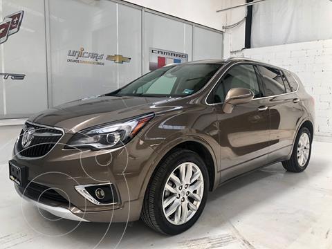 Buick Envision CXL usado (2019) color Cafe precio $440,000
