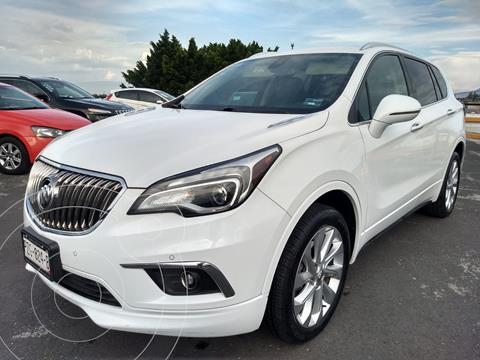 Buick Envision CXL usado (2016) color Blanco financiado en mensualidades(enganche $68,000 mensualidades desde $9,147)